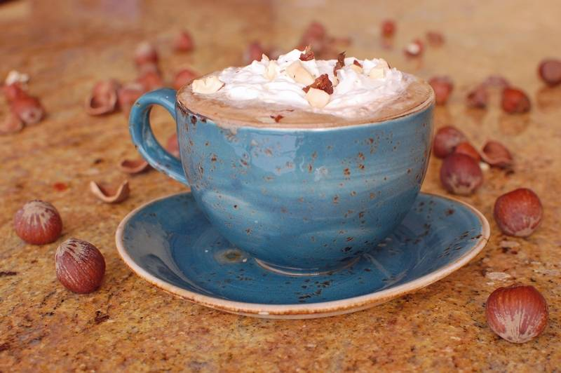 The Bacon, Bourbon and Hazelnut Hot Chocolate brings together three ...