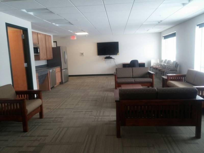 This Is The Interior Of Kenneth Young Centers New Drop In Facility Mount
