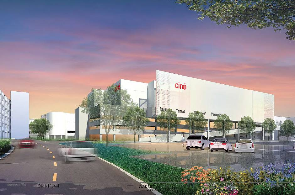 oakbrook center restaurants il. a new 12-screen movie theater with indoor parking is expected to open in november oakbrook center restaurants il