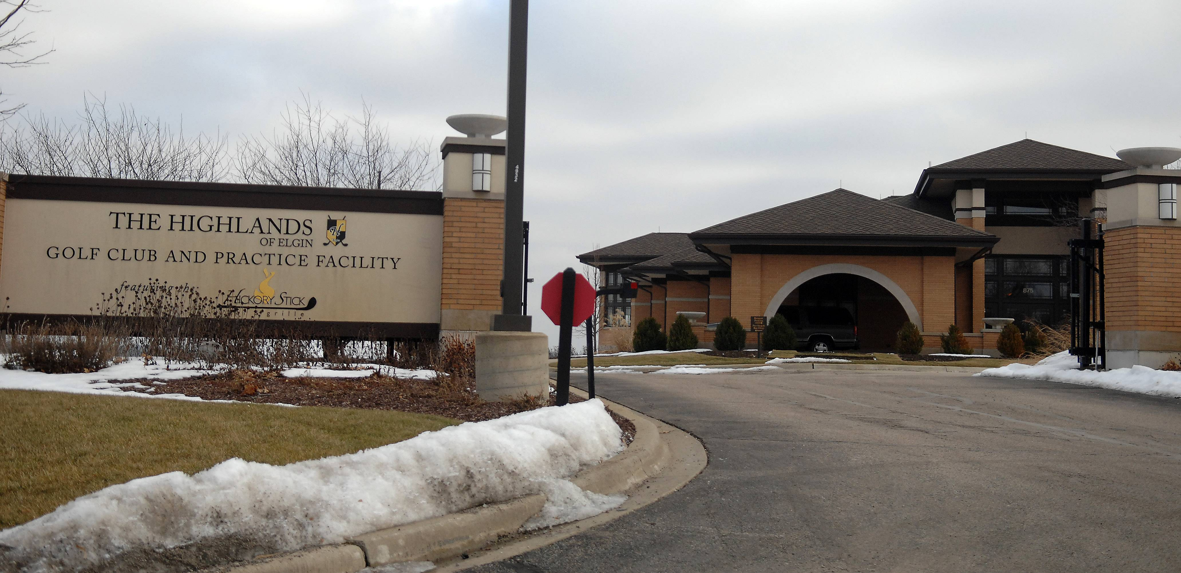 New eatery proposed for Elgin golf course