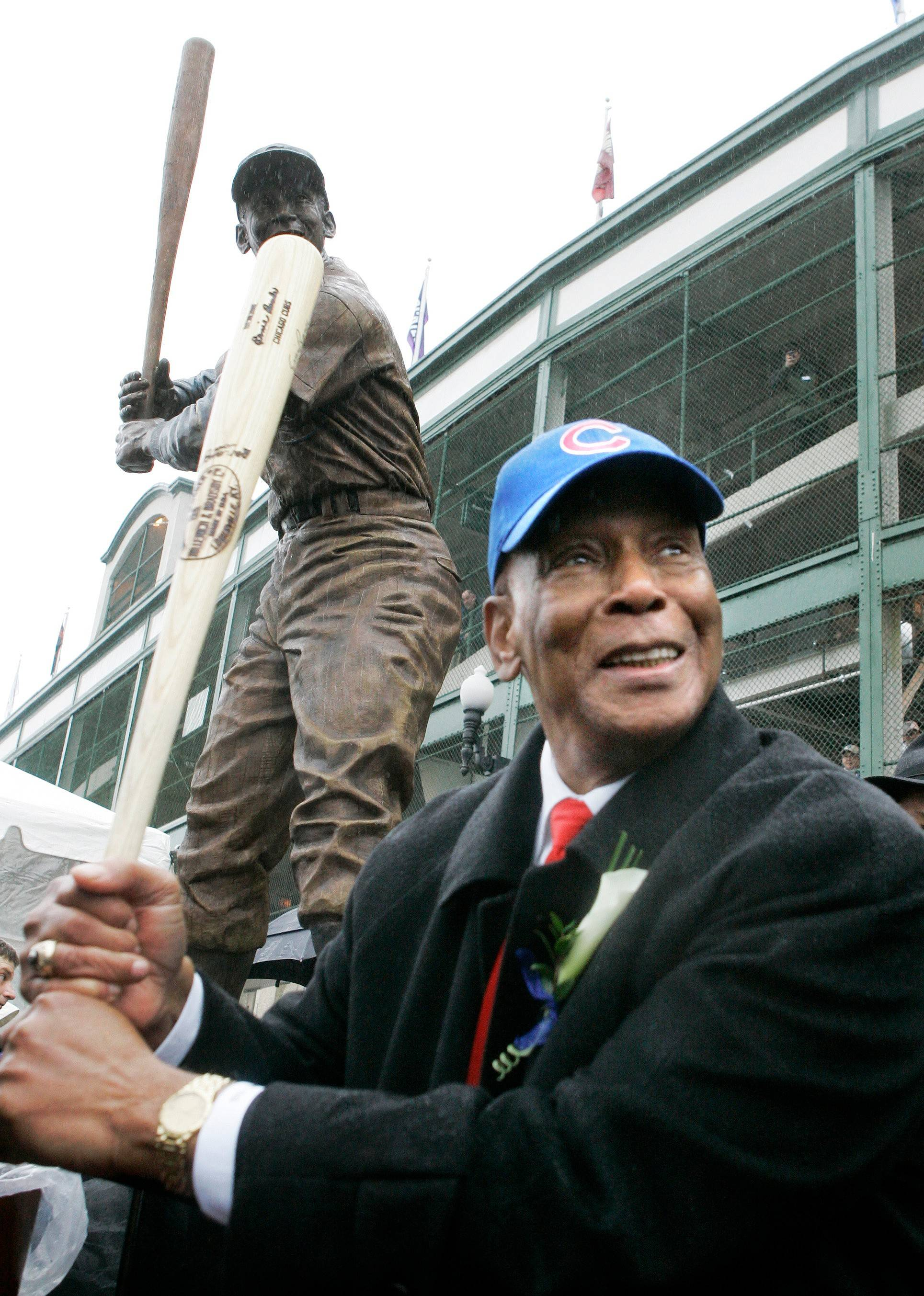 Rozner: Thank you, Mr. Cub, for giving your all