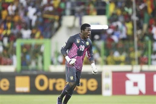 Камерун— владелец Кубка Африканских Наций