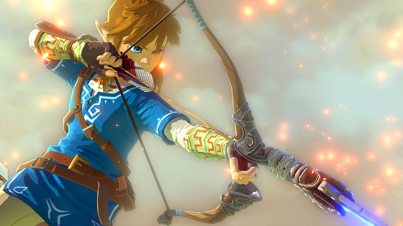 "The new ""Legend of Zelda"" is the first adventure for Nintendo's Wii U."