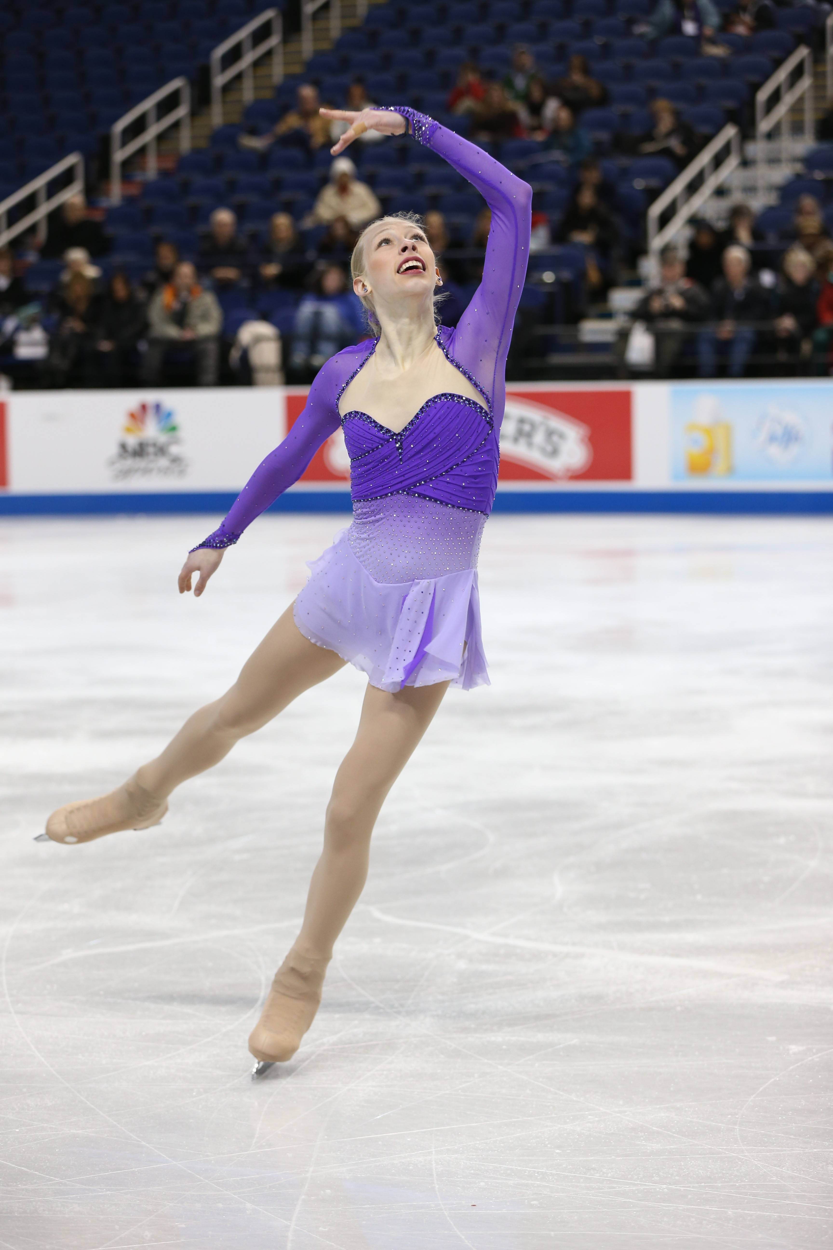 Carpentersville skater's gold adds to suburban medal count