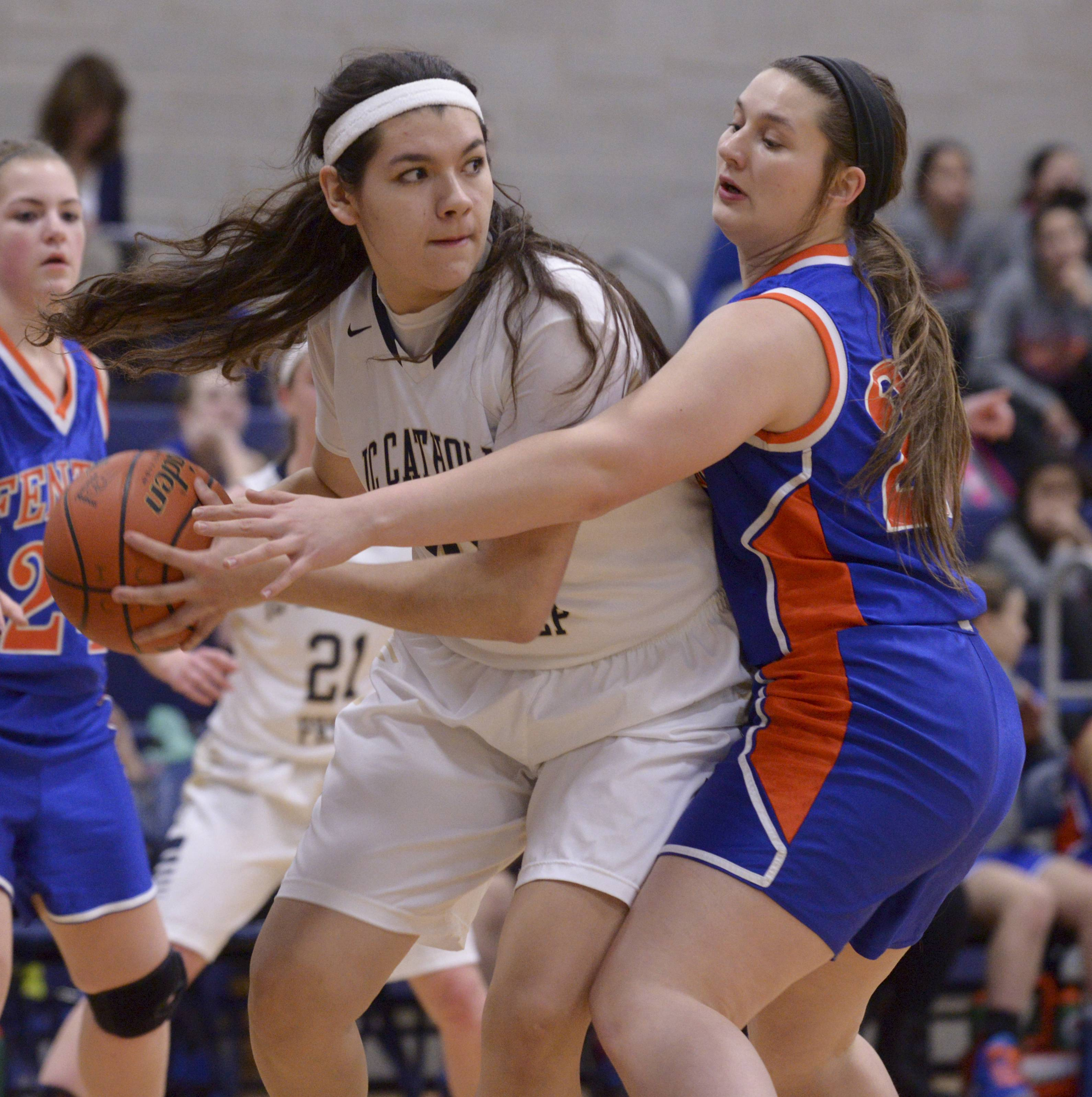 IC Catholic spreads out the scoring