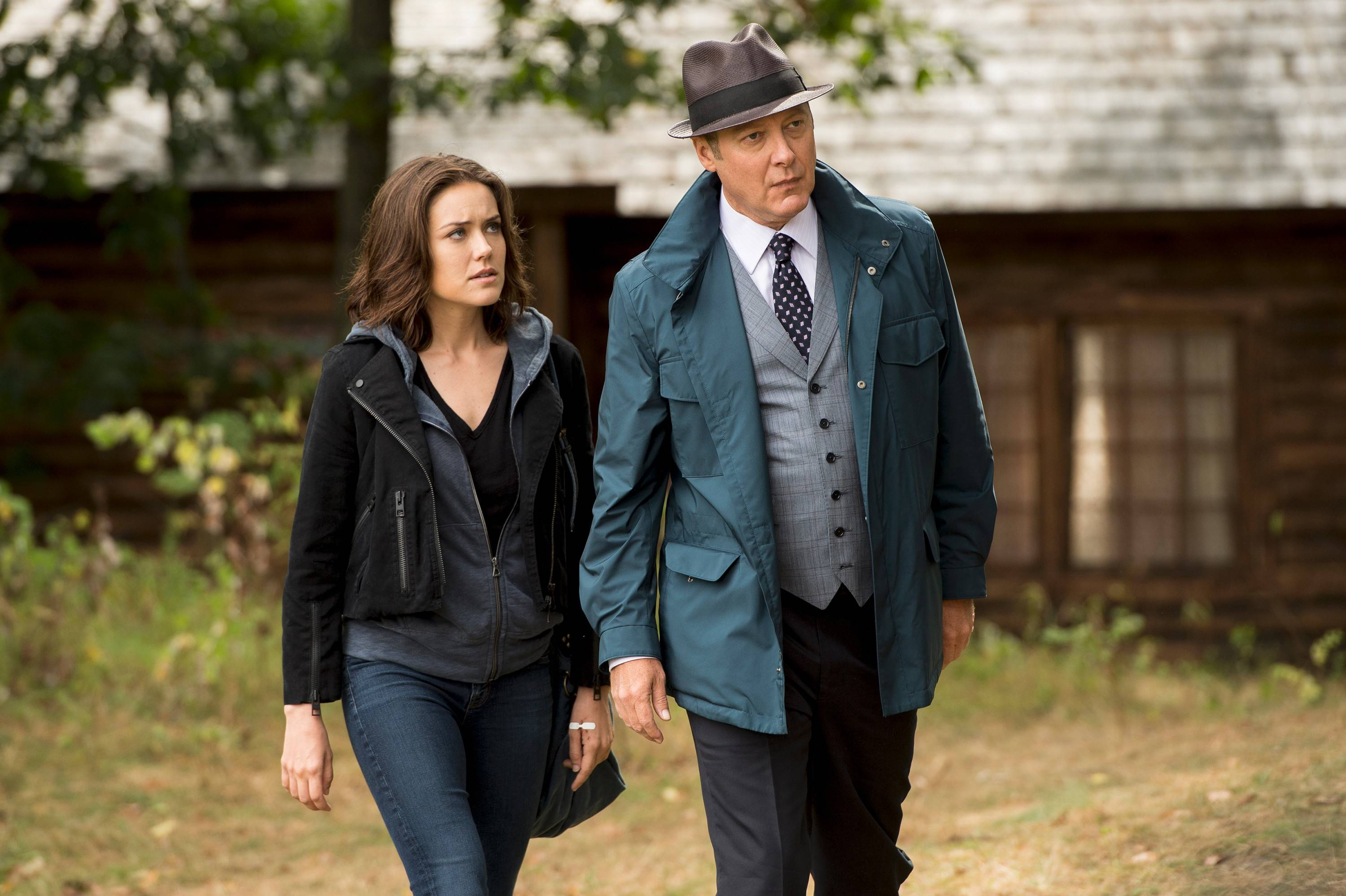 "The link between Elizabeth Keen (Megan Boone) and Red (James Spader) will continue to grow as ""The Blacklist"" returns after the Super Bowl."