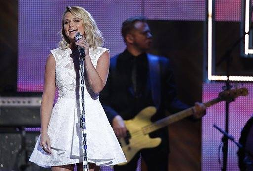 The ACMs announced Friday that Miranda Lambert is the top contender, including a nomination for entertainer of the year, pitting her against top-billing male stars Garth Brooks, Luke Bryan, Jason Aldean and Florida Georgia Line.
