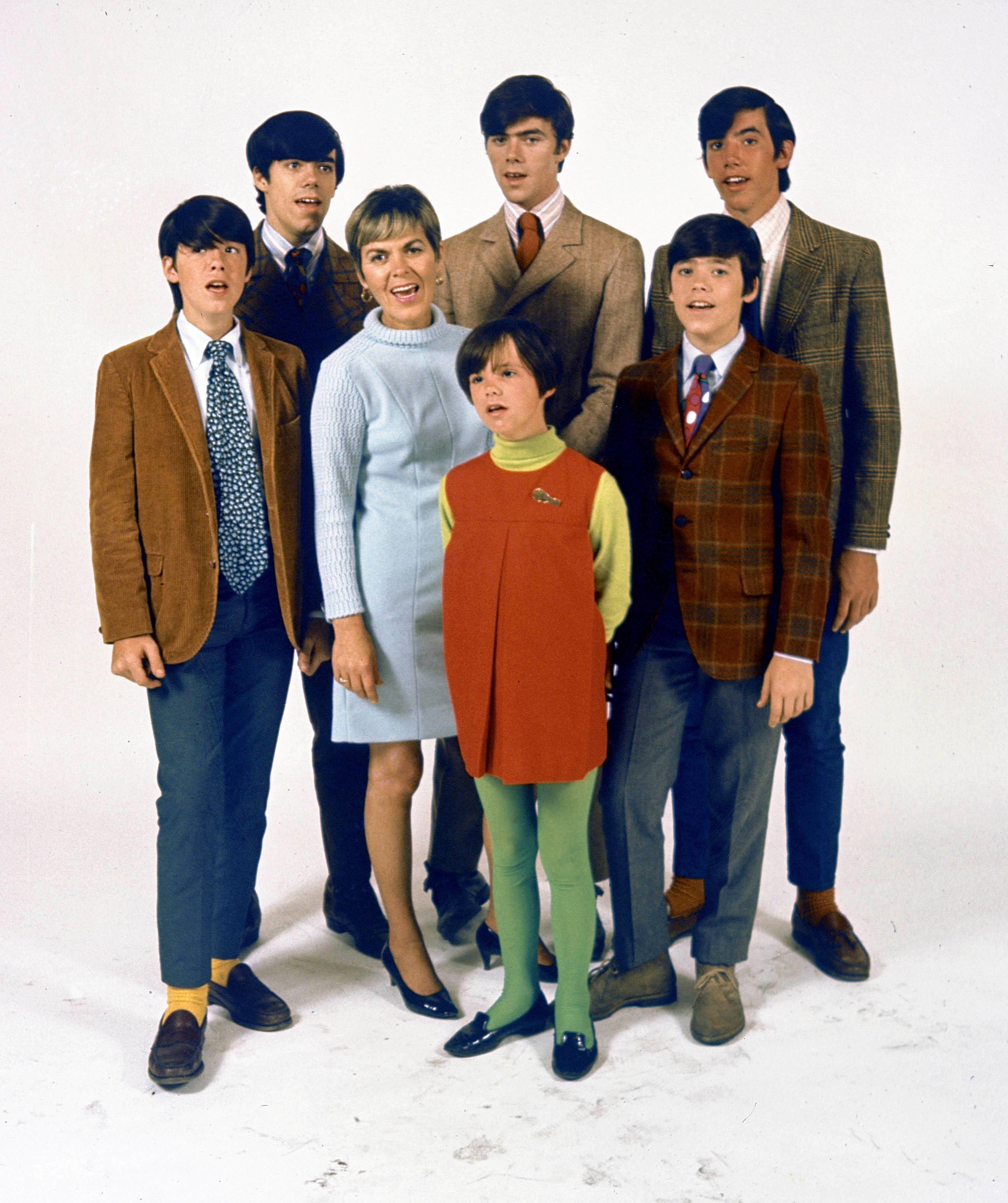 The Cowsills, a popular group of singing siblings and their mom shown here in a late-1960s publicity photo, were the subject of a documentary in 2011.
