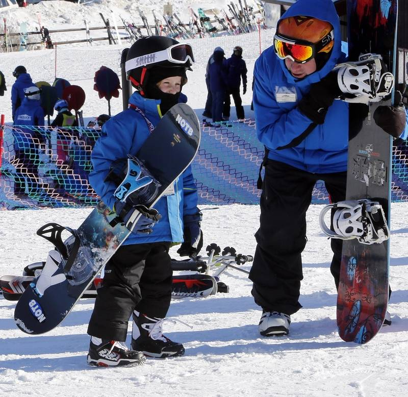 snowboarding research