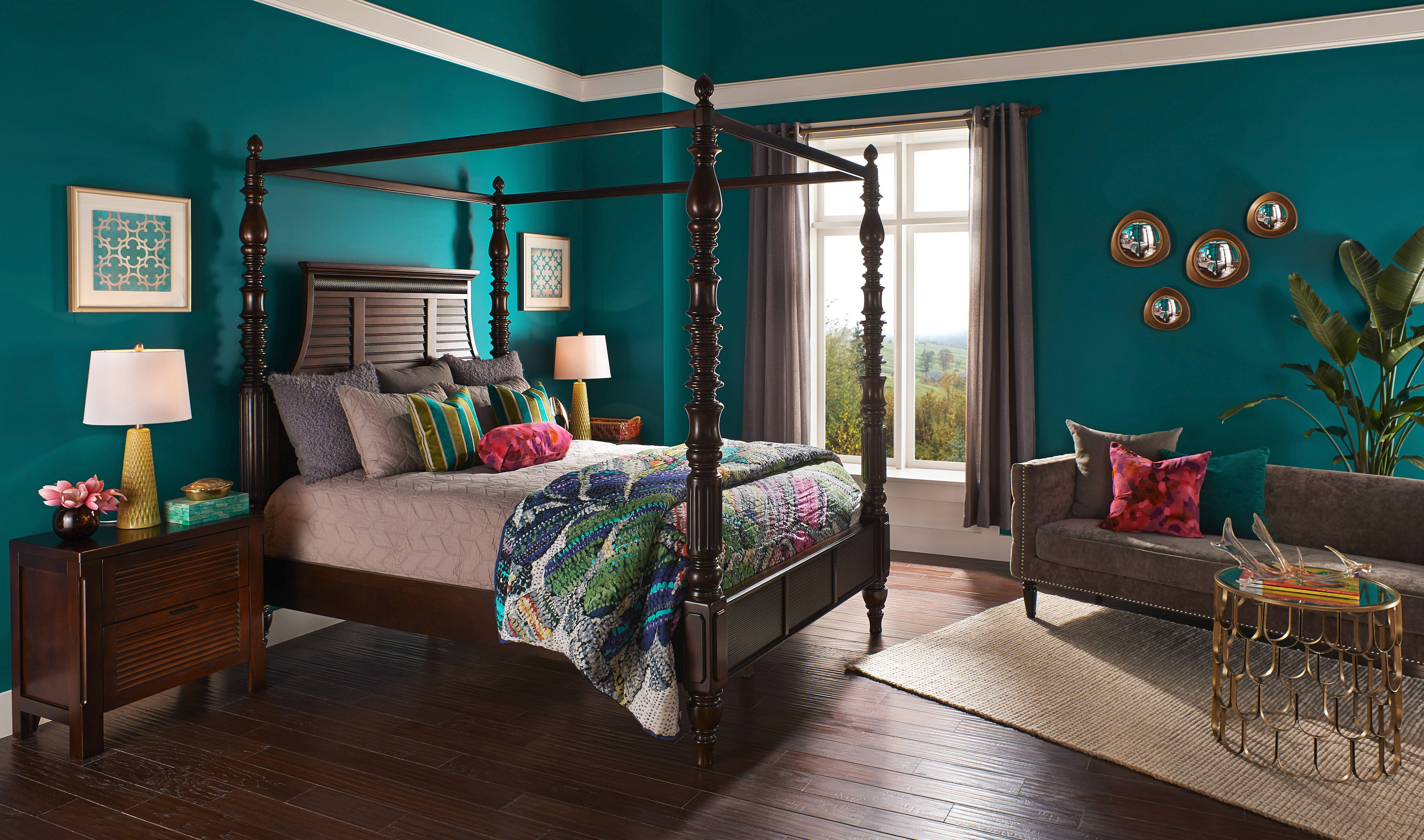 Design experts say there are three hot color themes for 2015: Renaissance, pastel and bright retro.