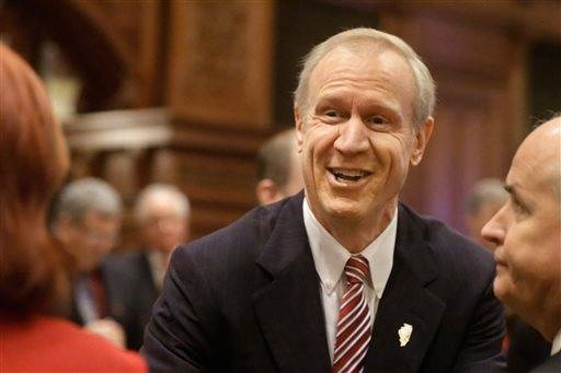 Rauner says his agenda will make Illinois more competitive