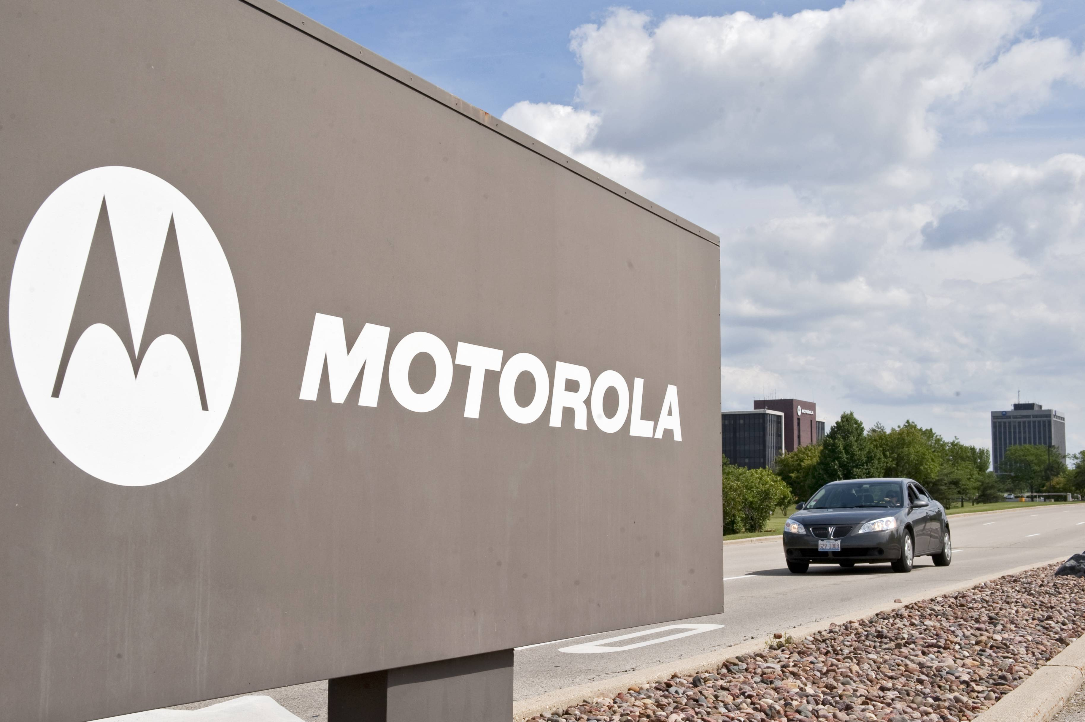 Sources: Motorola Solutions exploring going up for sale
