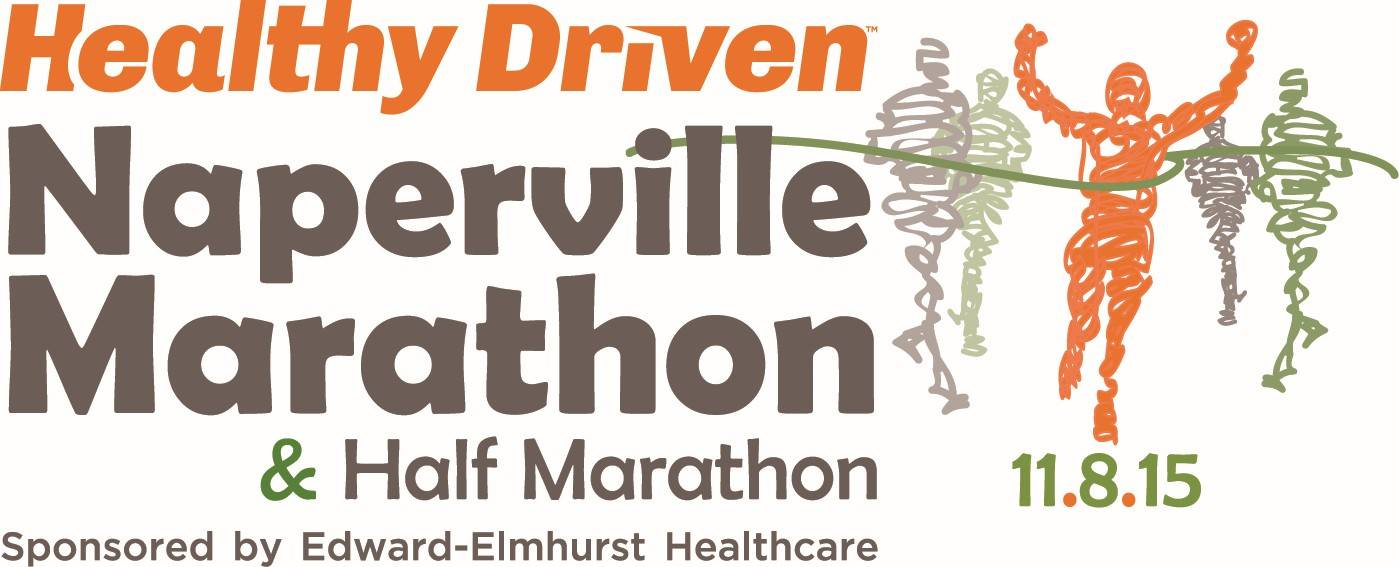 Officials announced Tuesday the new name for the third annual marathon Nov. 8 in Naperville: the Healthy Driven Naperville Marathon and Half Marathon sponsored by Edward-Elmhurst Healthcare.