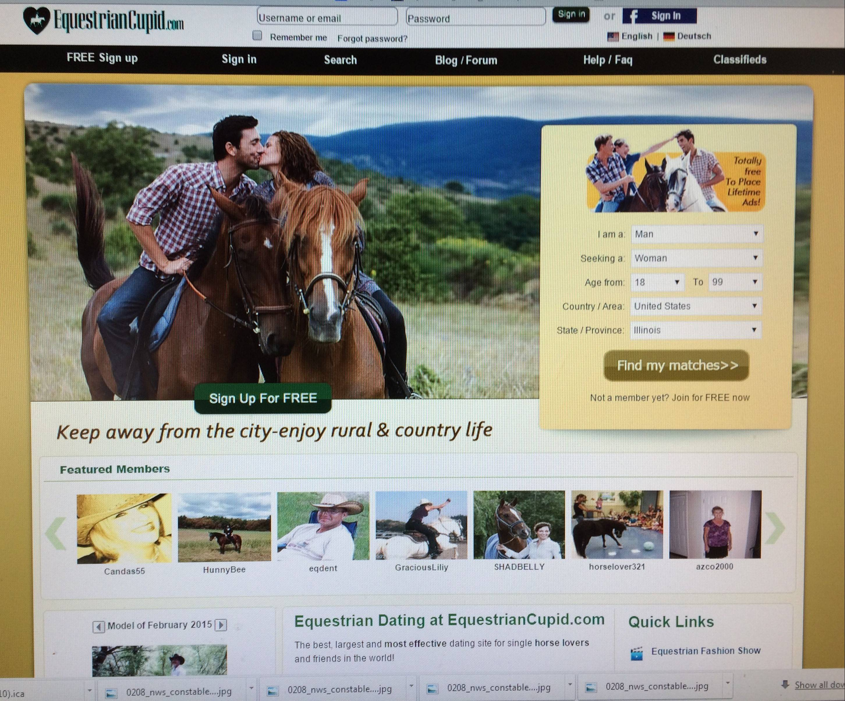 Find a farmer dating