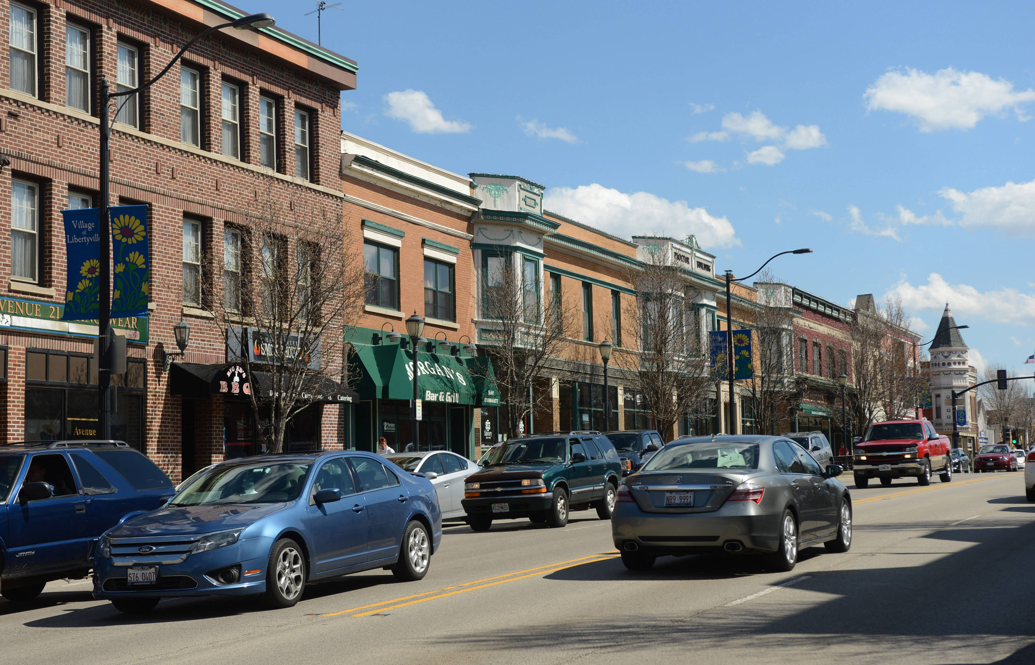 Libertyville shares $2.3 million TIF rebate