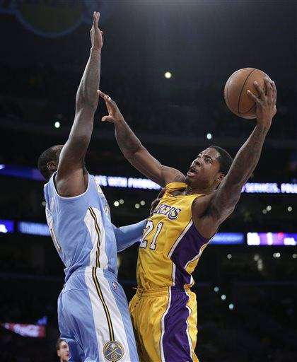 Lawson Powers Nuggets To 106-96 Win Over Lakers, Ending Skid