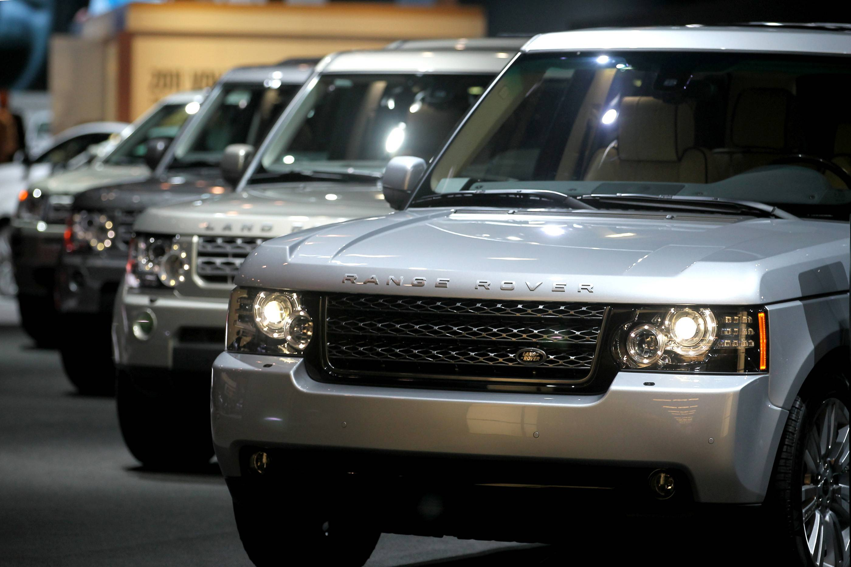 Booming SUV market gets new entries at auto show