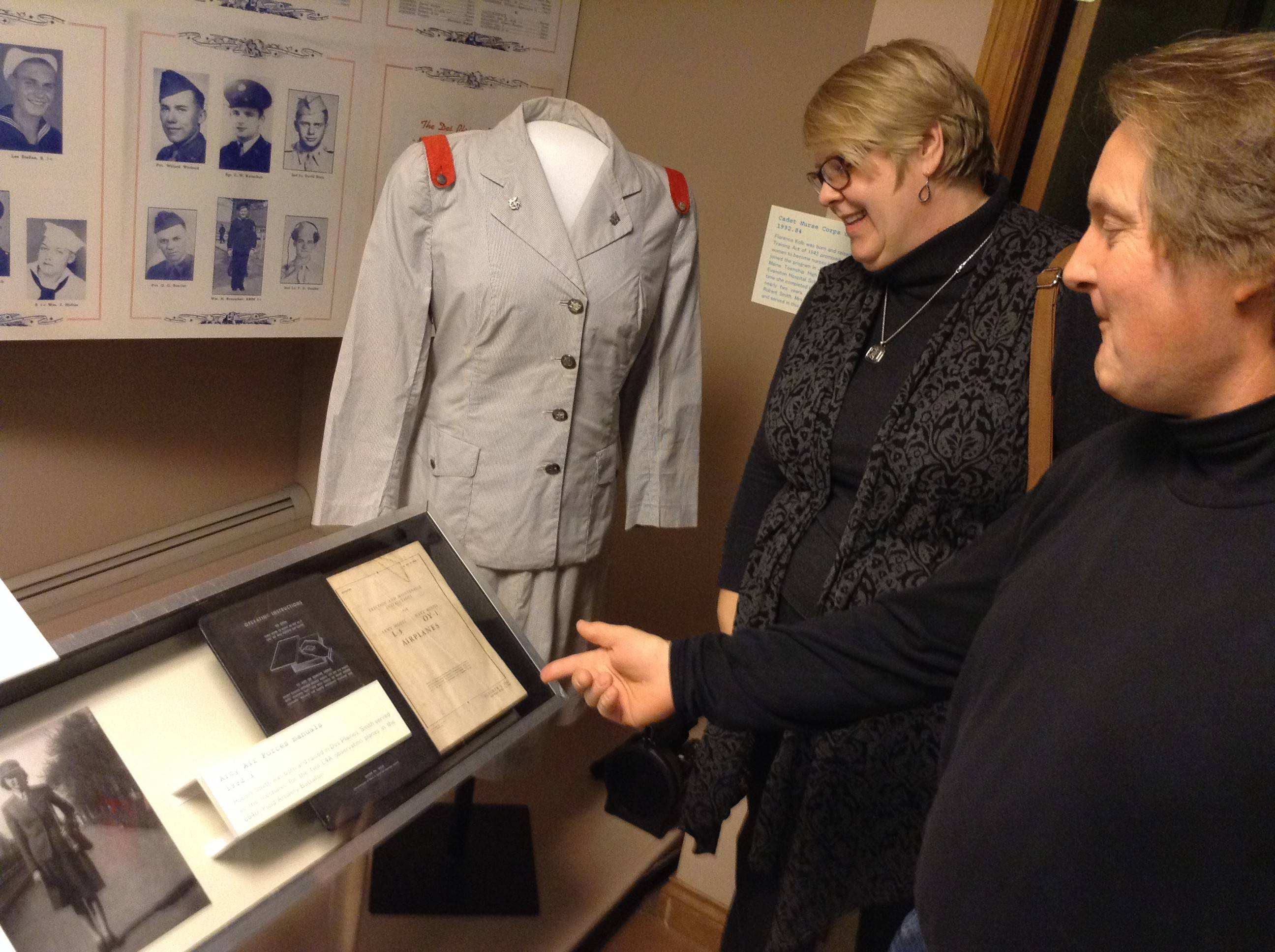 New exhibit highlights Des Plaines' role in WWII