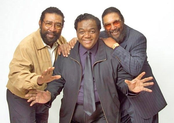 "For the score, ""First Wives Club"" creators tapped the legendary Motown songwriting team of Brian Holland, left, Lamont Dozier and Eddie Holland, who contributed classic tunes as well as new music."