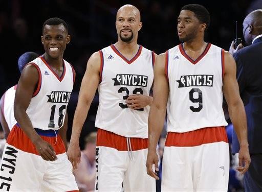 2015 NBA All-Star Game - Wikipedia