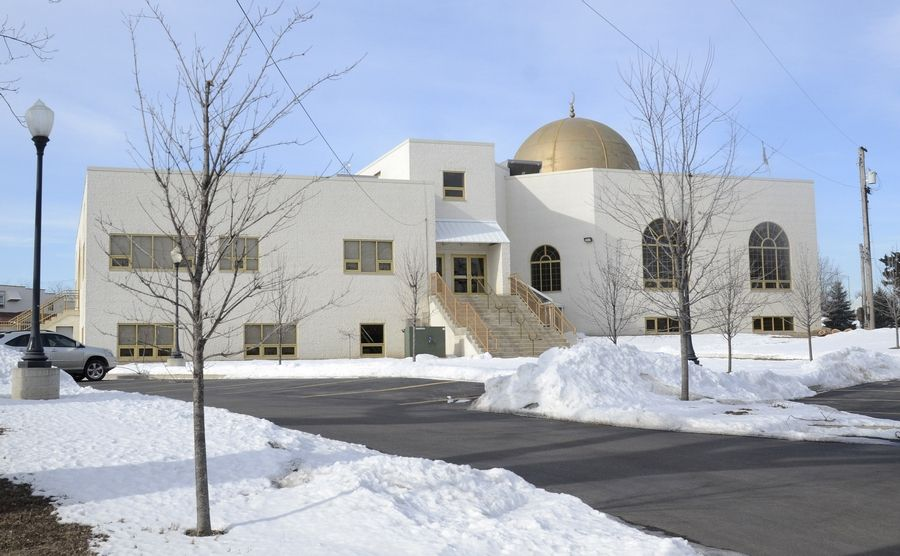 The Islamic Institute of Education school in Elgin is where Mohammad Abdullah Saleem, is charged with sexually abusing a 23-year-old worker.