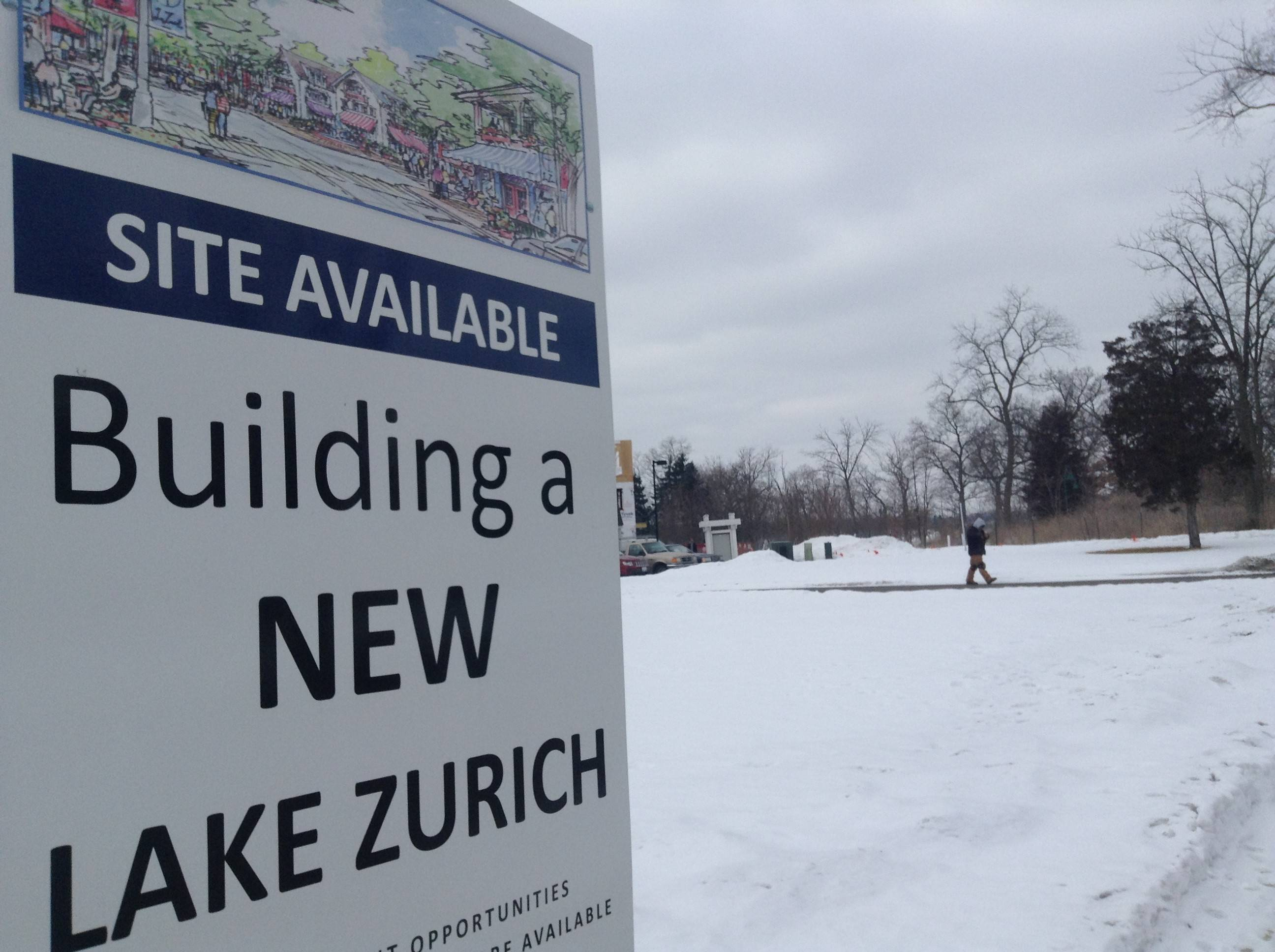Lake Zurich grants downtown exclusivity to Toll Brothers