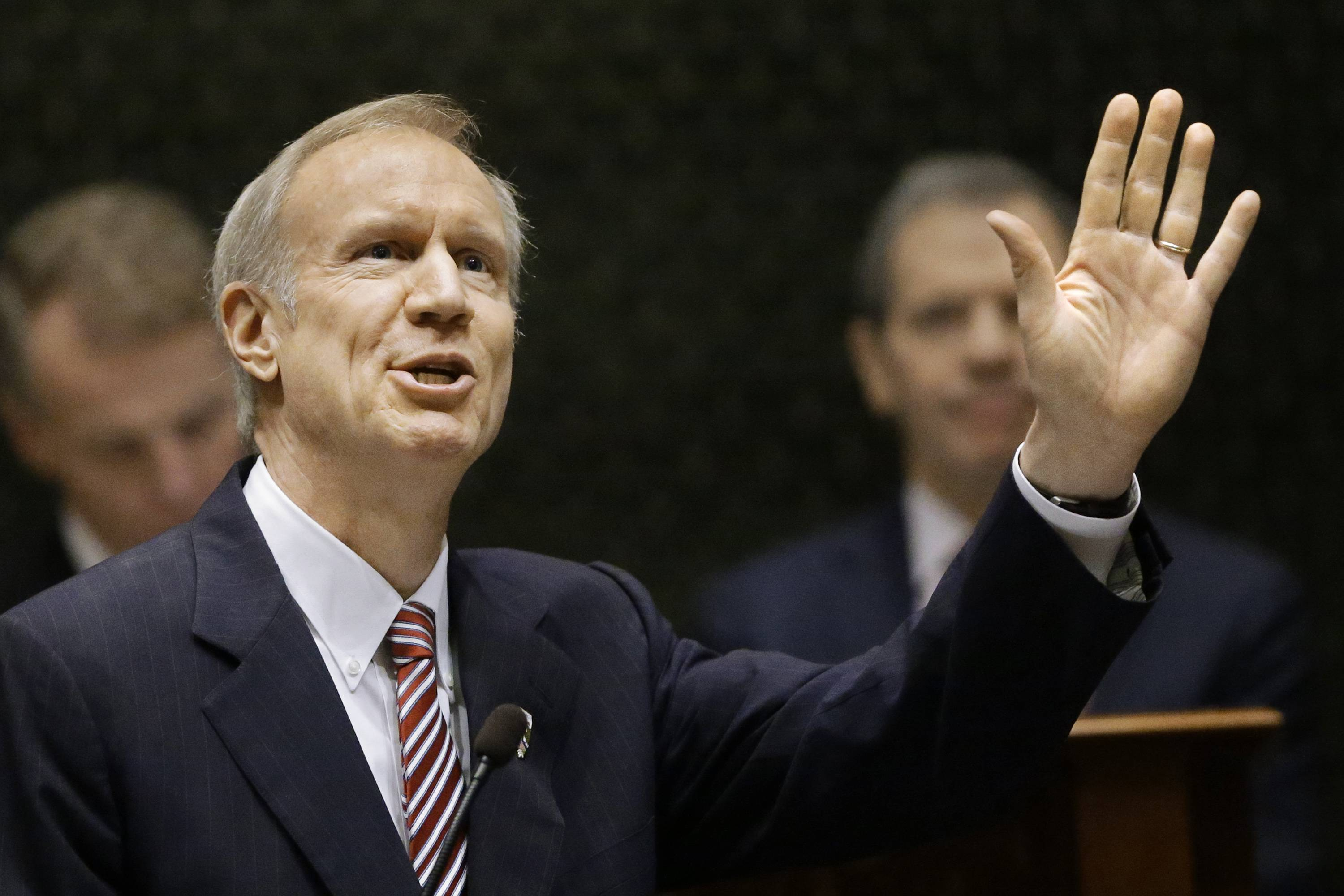 Rauner plan could charge schools bigger pension penalties