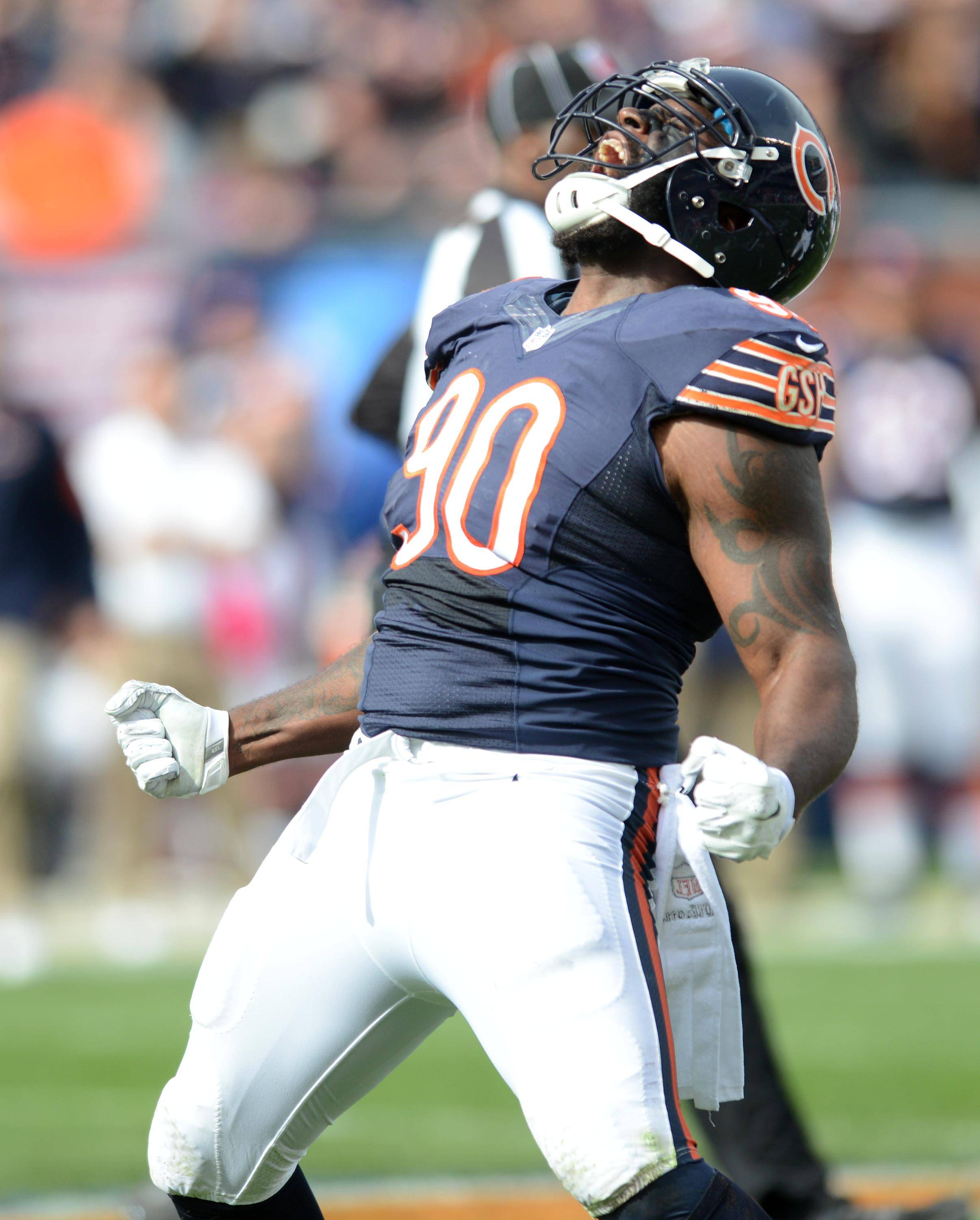 Defensive tackle Jeremiah Ratliff could play a key role for the Bears this season in their 3-4 scheme.