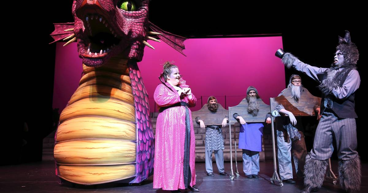Director Adds Special Touches To Spotlight Youth Theater Dupage S Shrek