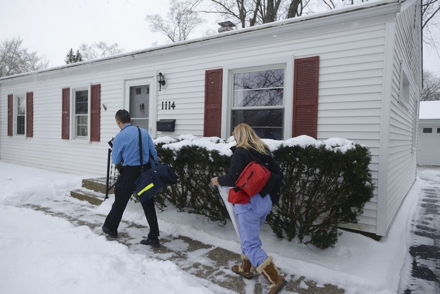 Wheaton doctor serves his patients through house calls