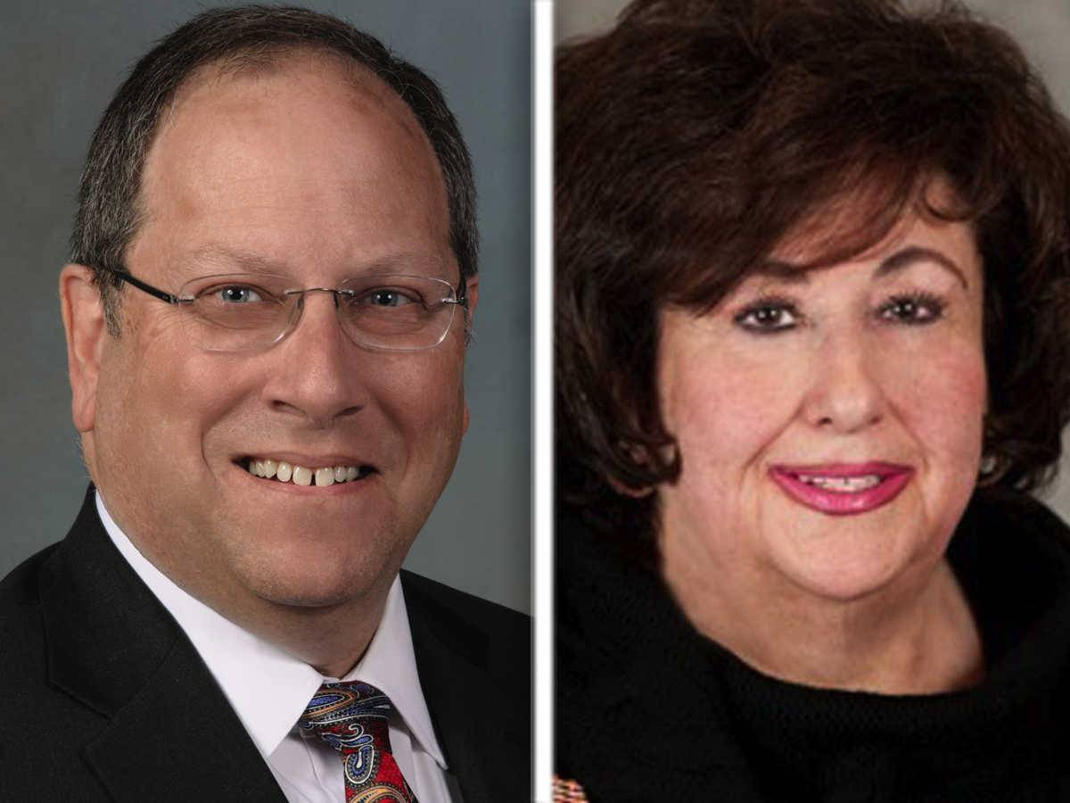 Endorsement: Braiman in Buffalo Grove -- with Berman, Trilling, Weidenfeld