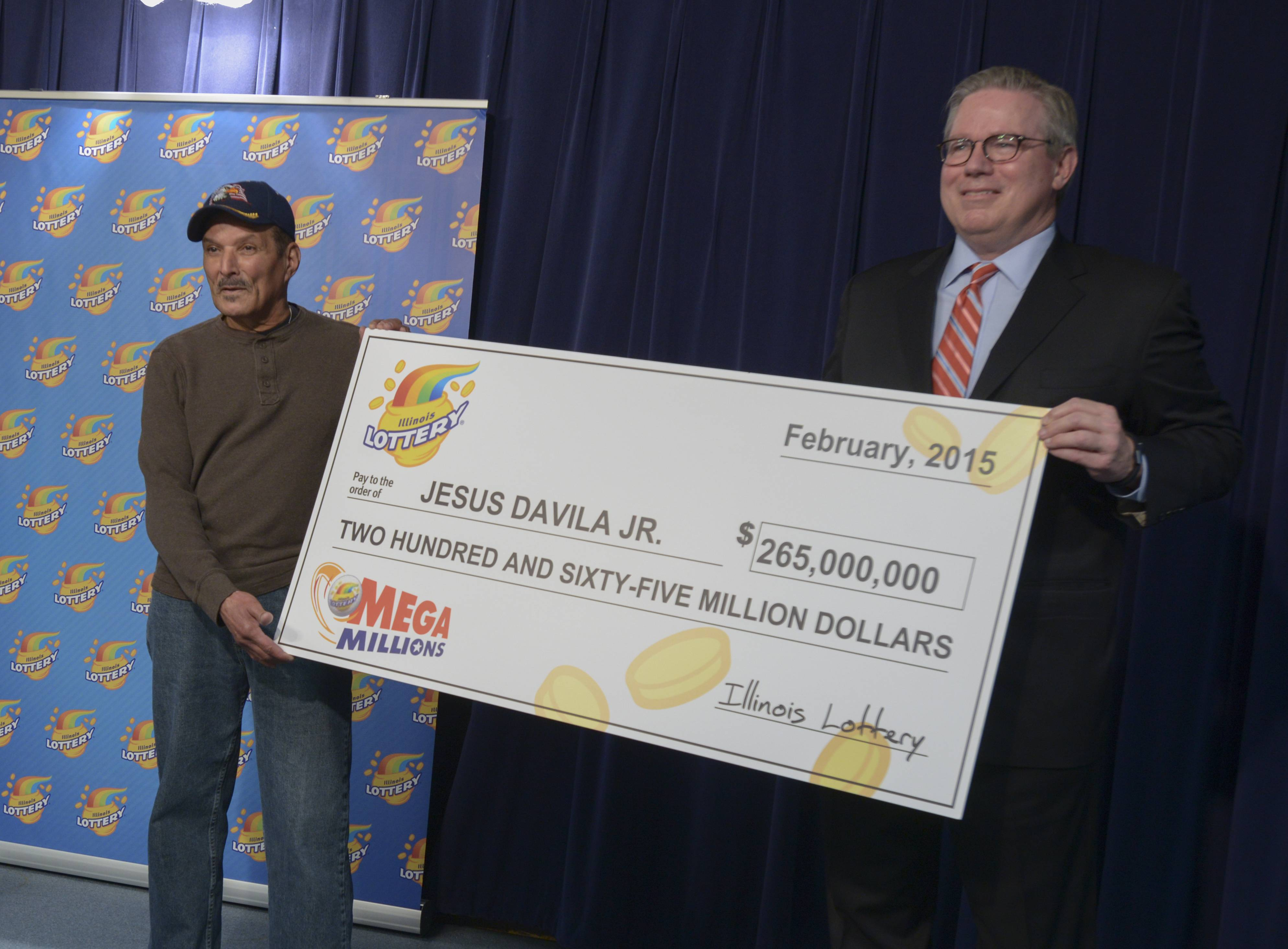 naperville lottery winner sets record