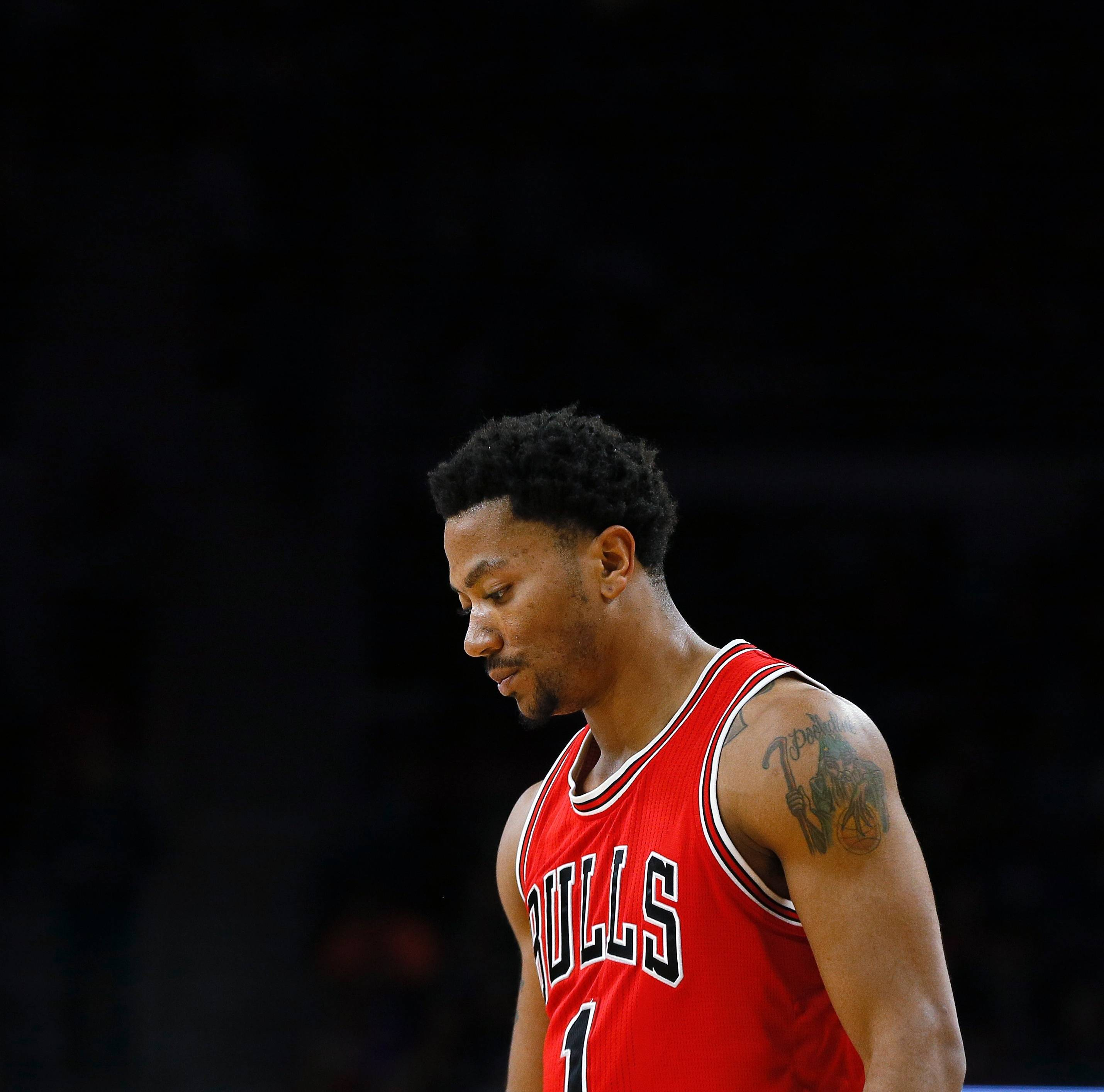 Thibodeau on Rose: Unfair -- the guy has been through so much