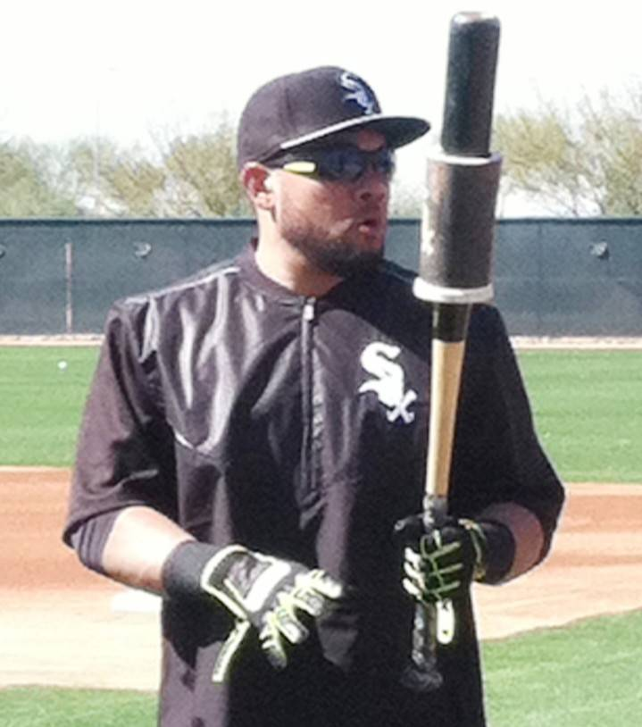 With Melky Cabrera batting second in the lineup, the White Sox are expecting a more explosive offense this season.