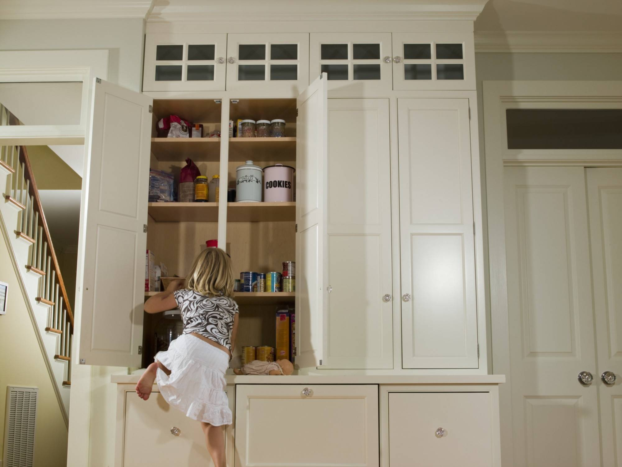 Curious kids want to climb on furniture and when it is unstable, this can cause disaster.
