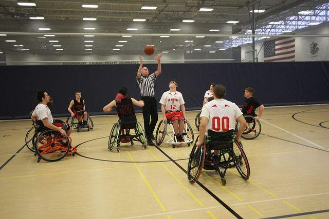 Synergy Adaptive Athletics, a collaboration of NEDSRA and WDSRA, hosts a youth basketball tournament Saturday to help teams prepare for a national tournament in April.