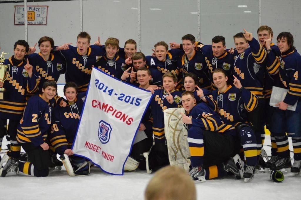Geneva Cyclones teams win championships