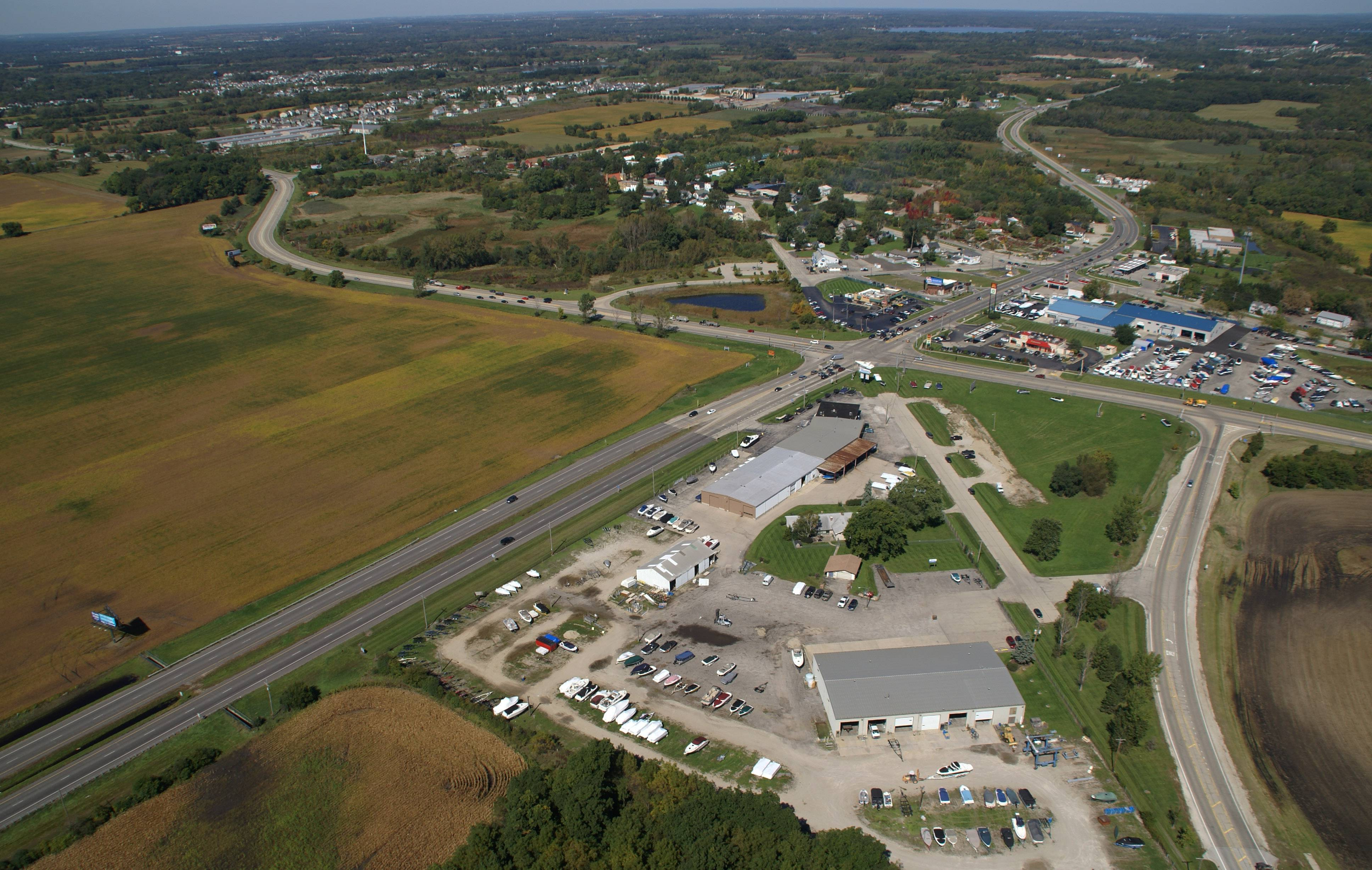 Lakemoor sued over new special taxing district