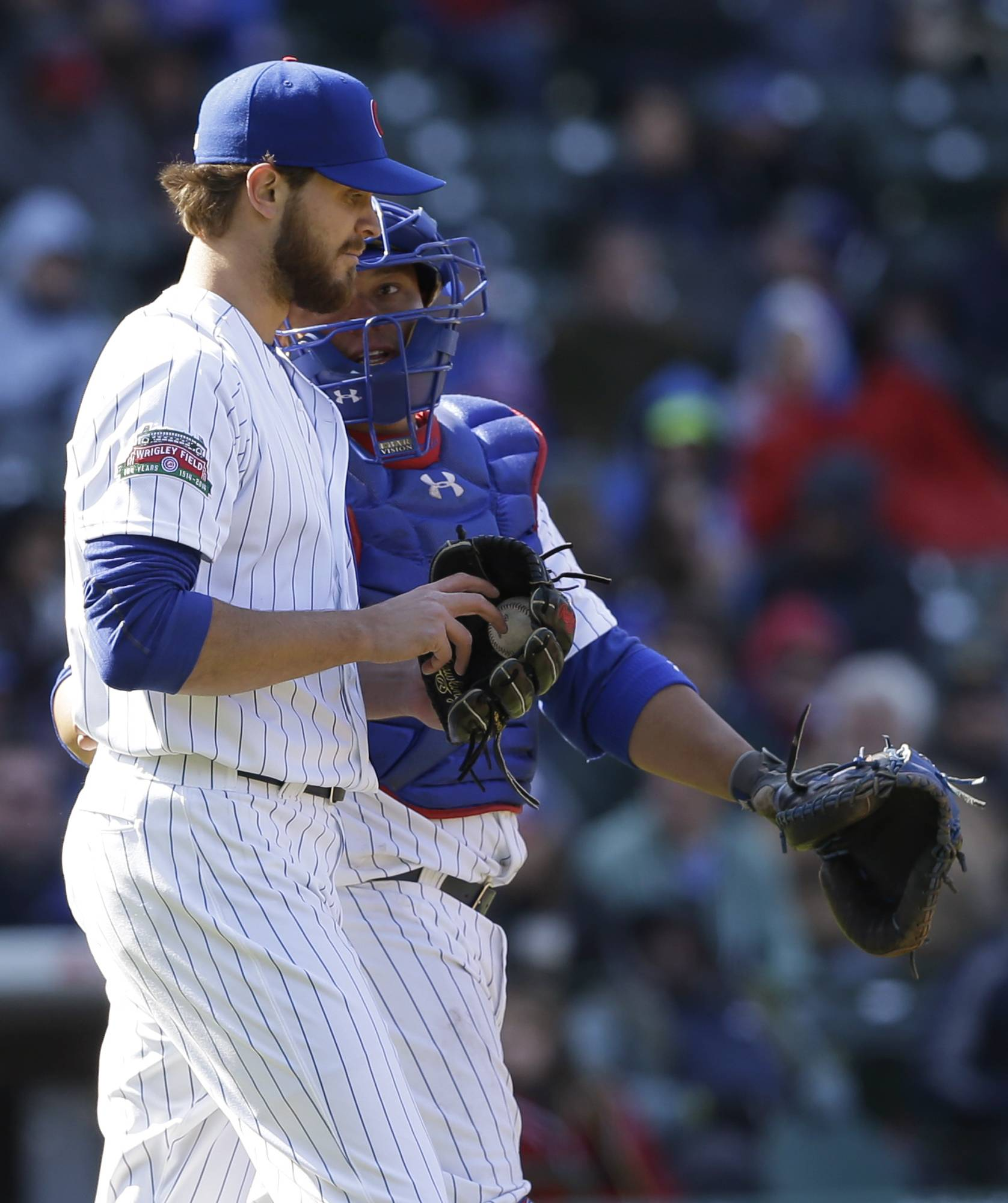 'Reverse-split' relievers intrigue Cubs' Maddon