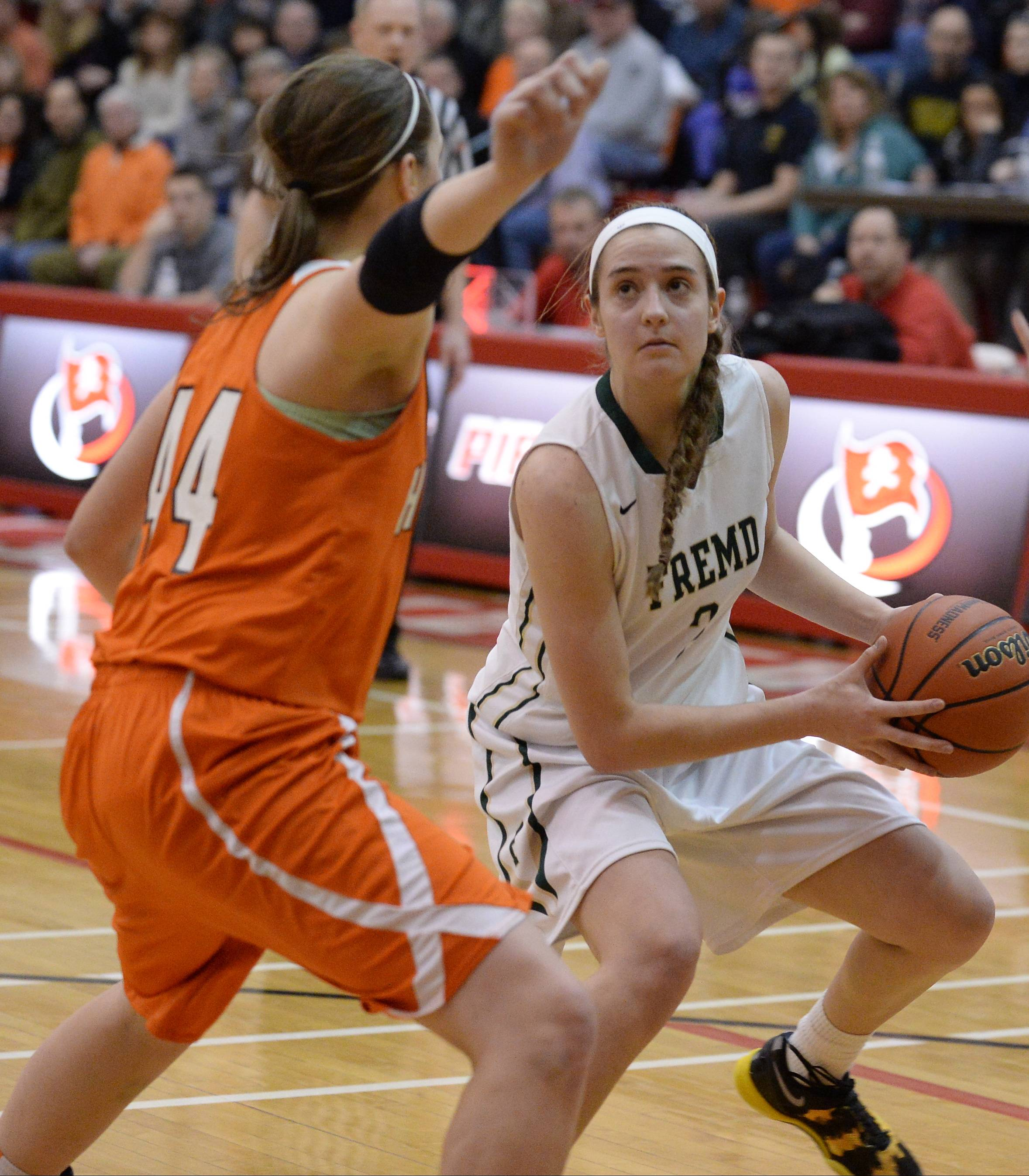 Girls basketball: Scouting the Class 4A Hoffman Estates supersectional