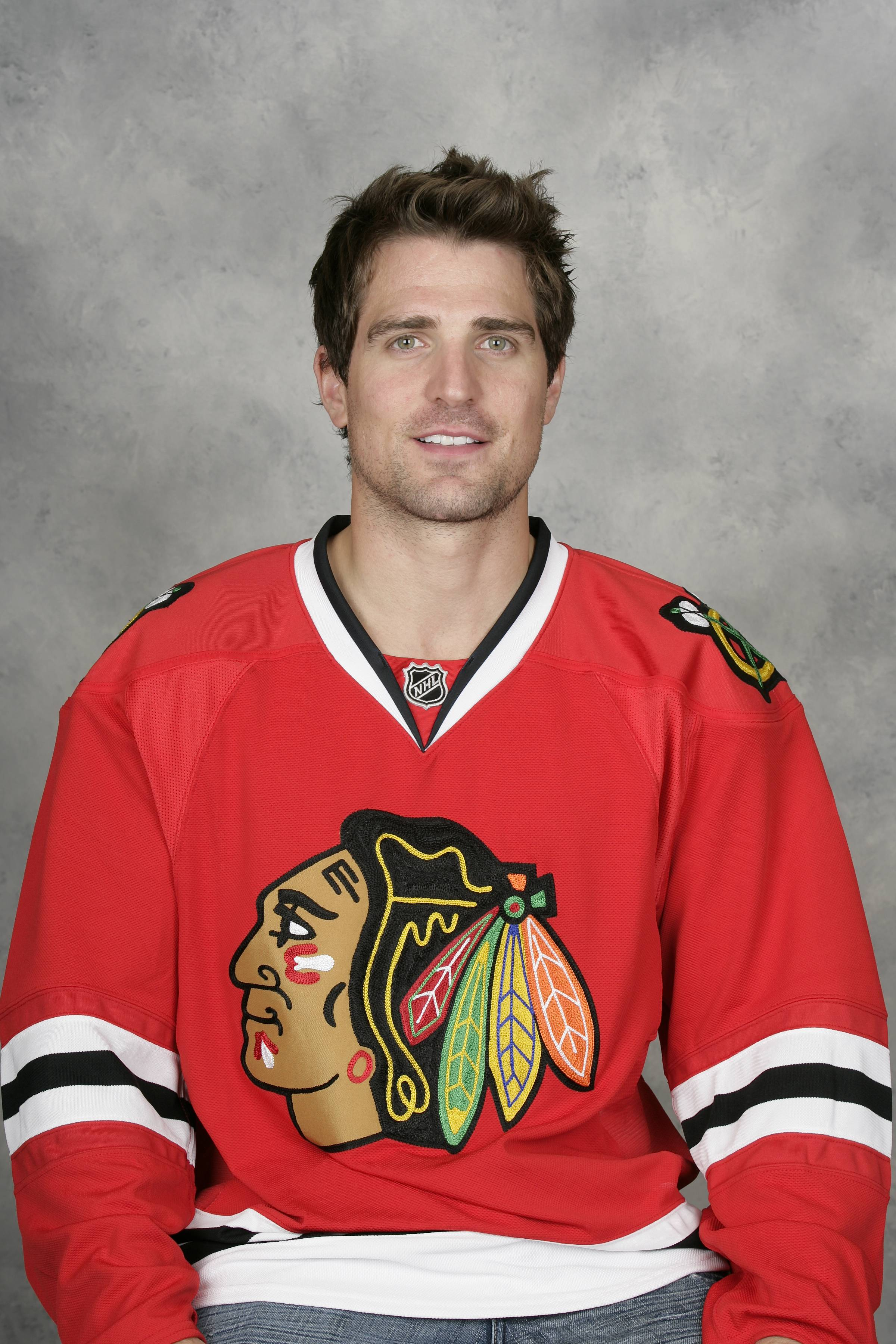 "Blackhawks winger Patrick Sharp addressed rumors about him and the team on Sunday: ""(W)hen people delve into your personal life and make up rumors and things that are completely false and untrue, it takes a toll on you. And it takes a toll on your family, your friends, and it's completely unnecessary."""