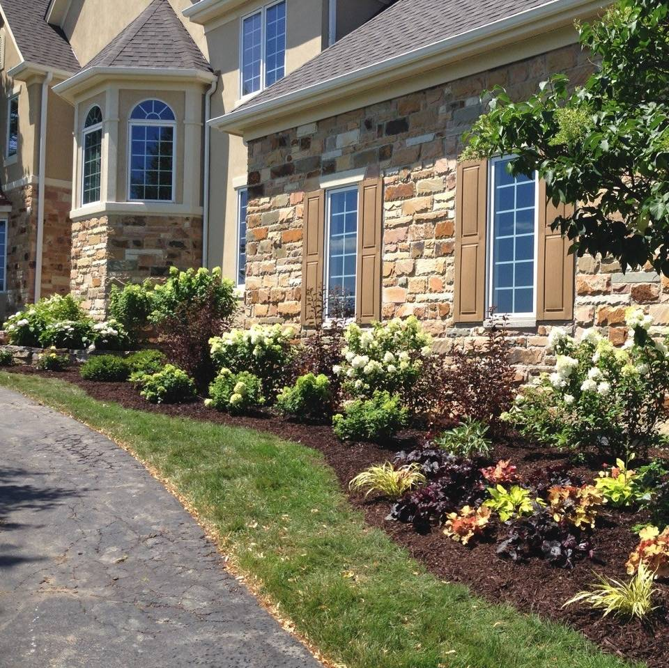 Custom work is one aspect that the Jill Davis believes sets her landscaping business apart from her competitors.