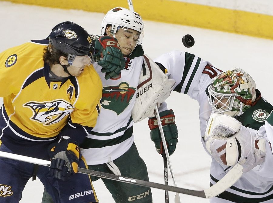 The acquisition of Wild goalie Devan Dubnyk six weeks ago has made the Minnesota Wild a formidable foe in the West.