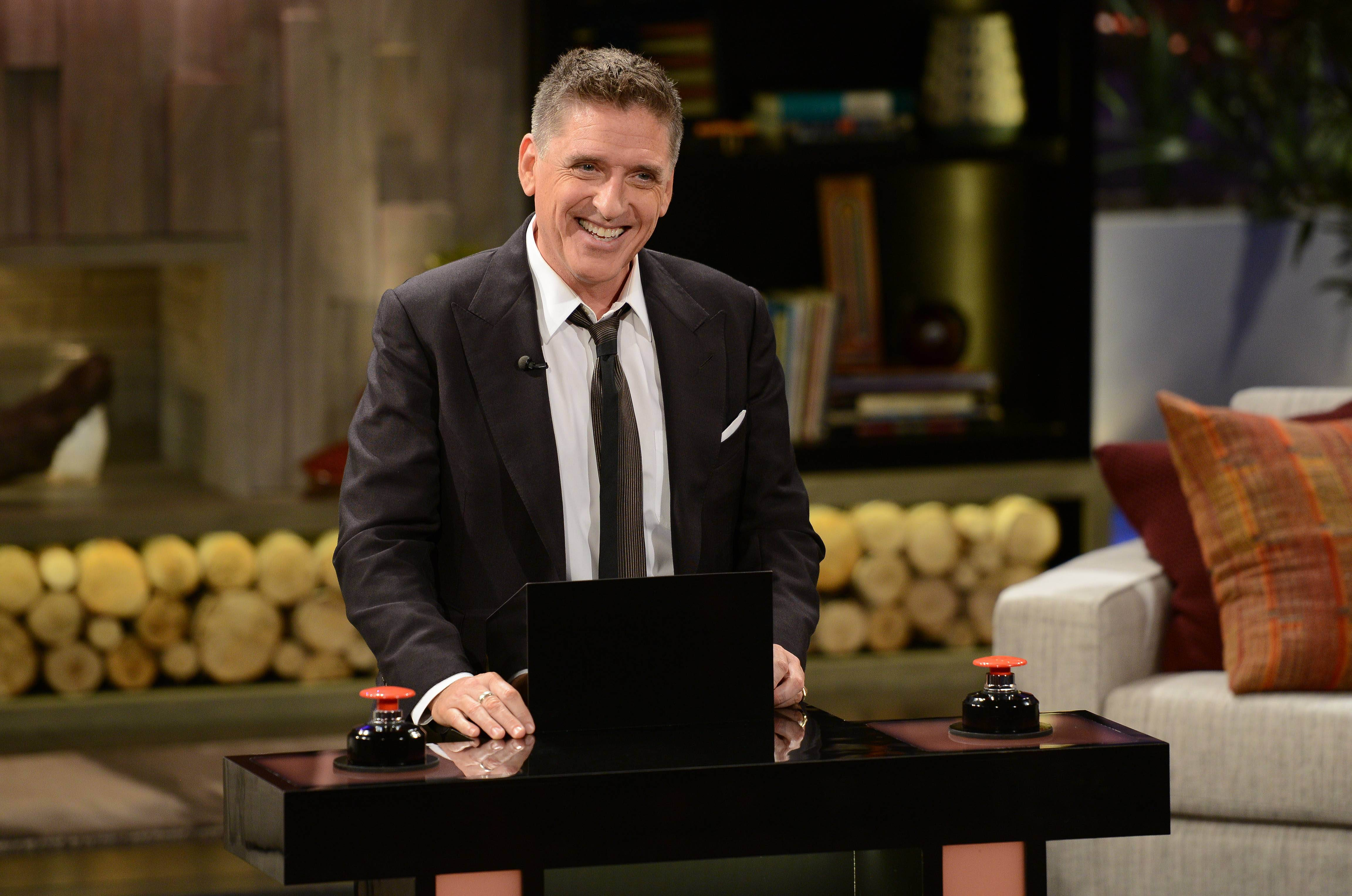 Local Craig Ferguson shows pushed back to May