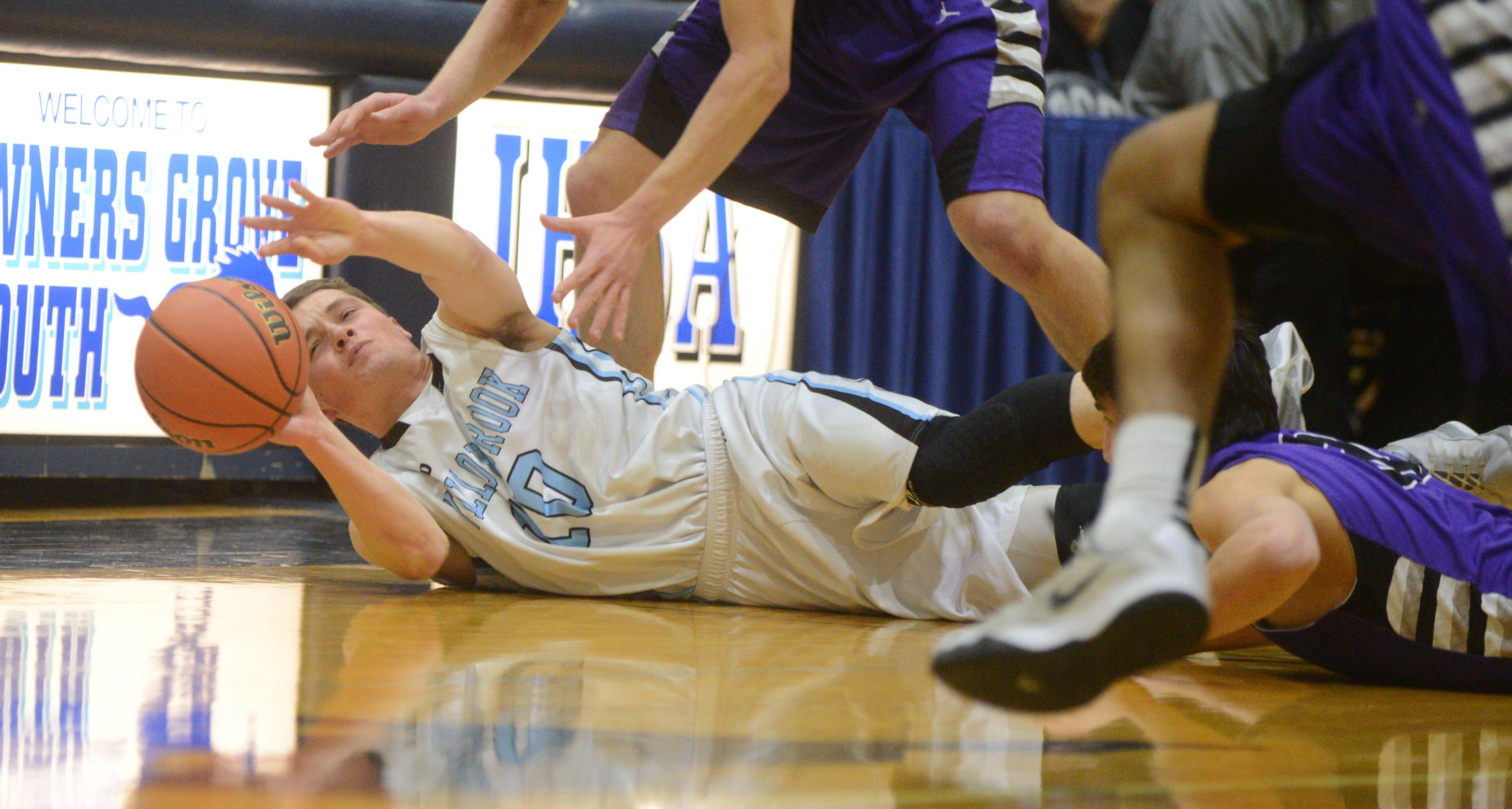 Downers Grove North ends Willowbrook's turnaround season
