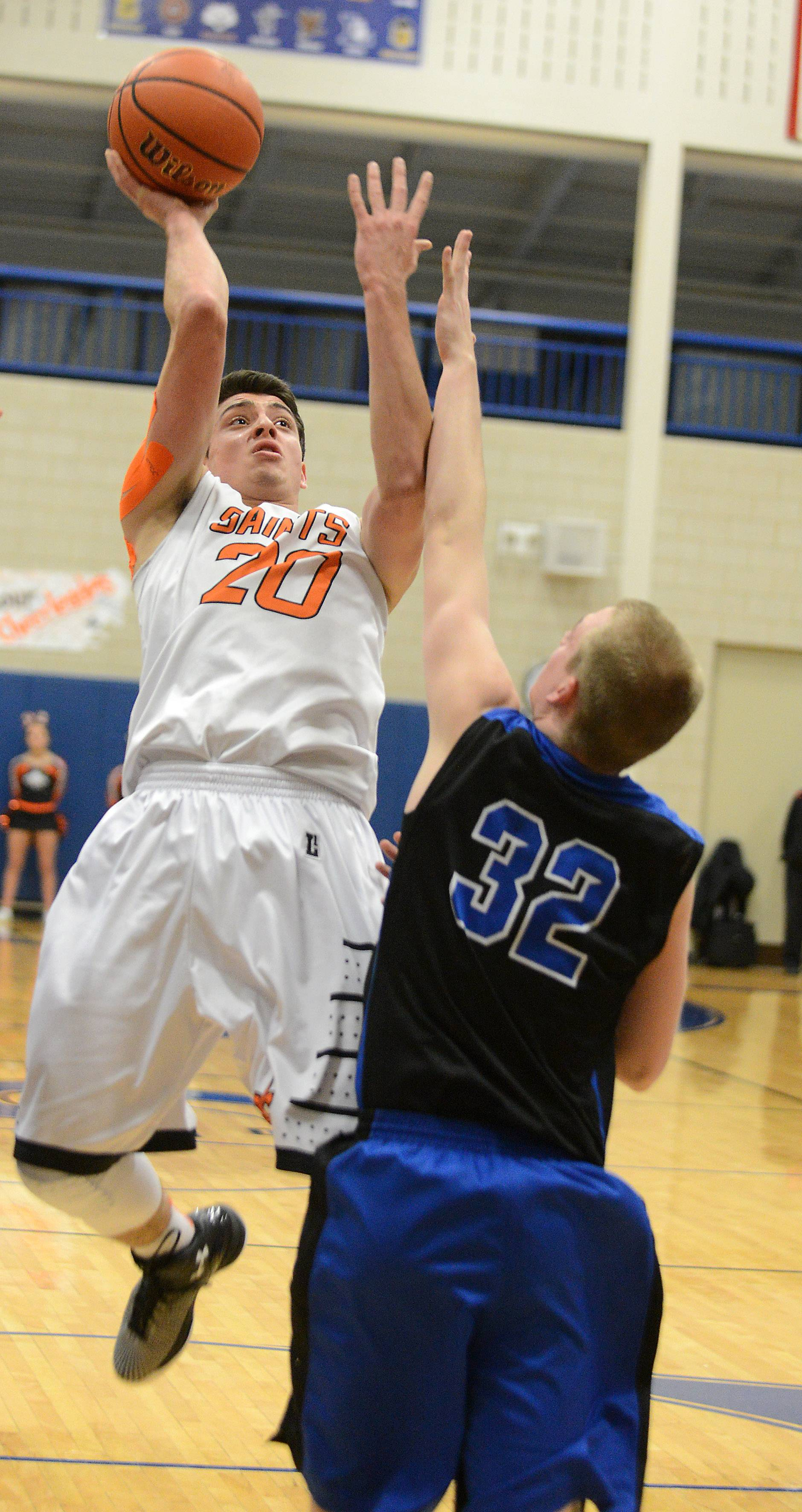 St. Charles East grinds out win over St. Charles North