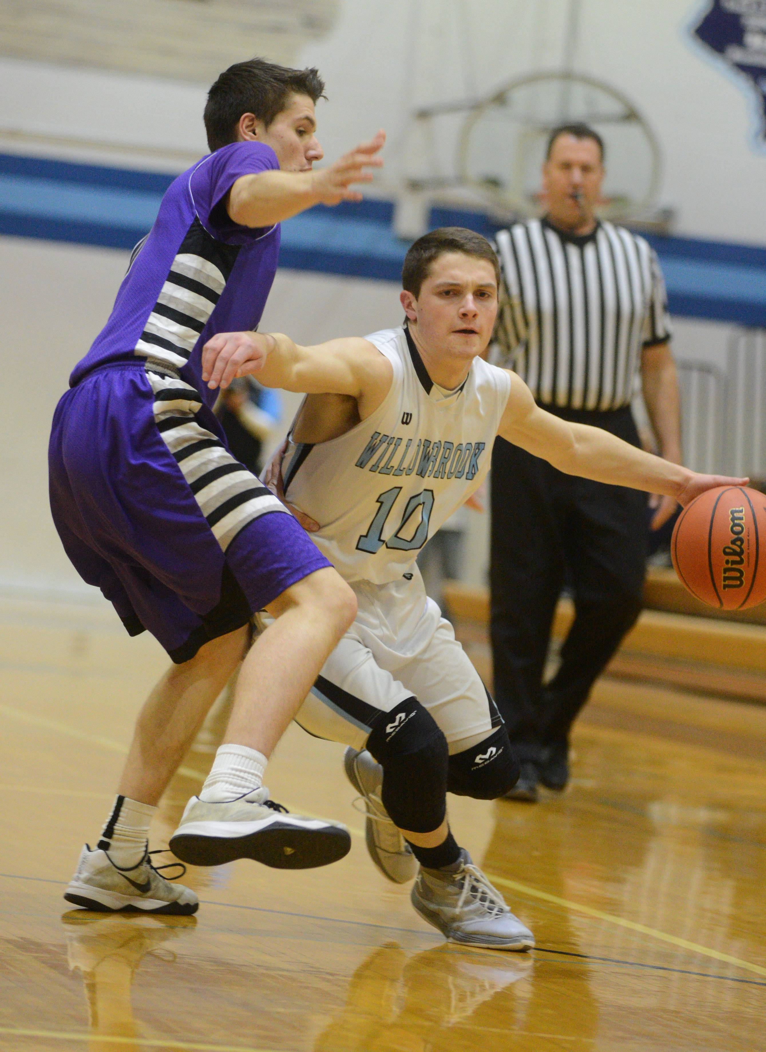 Images: Willowbrook vs. Downers Grove North, boys basketball