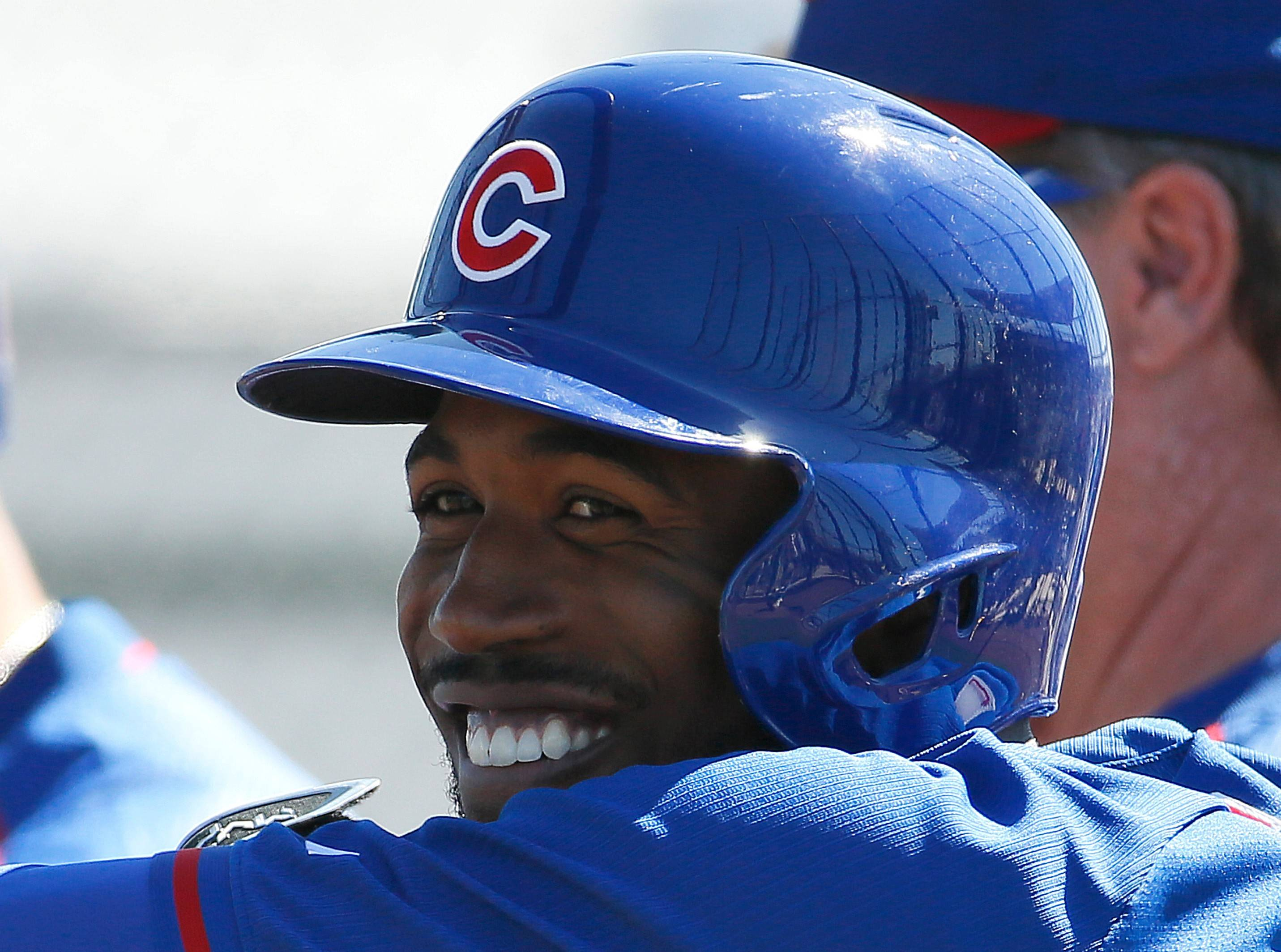 Fowler ready to be Cubs' leading man