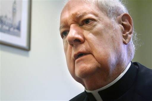 Bishop Michael Egan