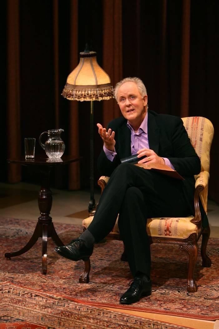 weekend picks john lithgow tells stories at paramount